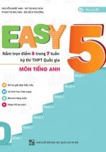 Easy 5 - Sách Luyện Thi THPT Quốc Gia Môn Tiếng Anh