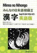 Minna no Nihongo - Kanji II Bản Tiếng Việt
