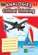 Analogies For Critical Thinking (Tập 1)