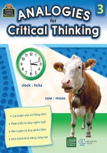 Analogies For Critical Thinking (Tập 3)
