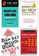 Combo Sách Chuyên Đề Marketing - Chiến Lược