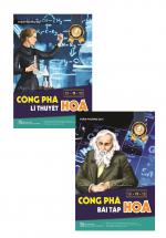 Combo Công Phá Hóa Học Lớp 10-11-12