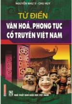 Từ Điển Văn Hóa Phong Tục Cổ Truyền Việt Nam