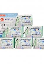 Bộ KatchUp Flashcard Hán Tự N1 (Kanji N1) - High Quality