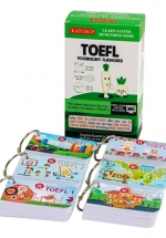 Bộ KatchUp Flashcard TOEFL A - Best Quality