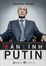Bản Lĩnh Putin (Pandabooks)