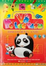Bộ Túi Vở Bé Học Toán Dành Cho Bé Từ 5 - 6 Tuổi (Bộ 6 Cuốn)