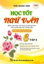 Học Tốt Ngữ Văn Lớp 6 tập 2 Phiên Bản Mới Nhất