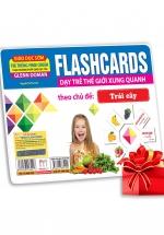 Flashcards - Trái Cây (Thẻ Tái Bản)