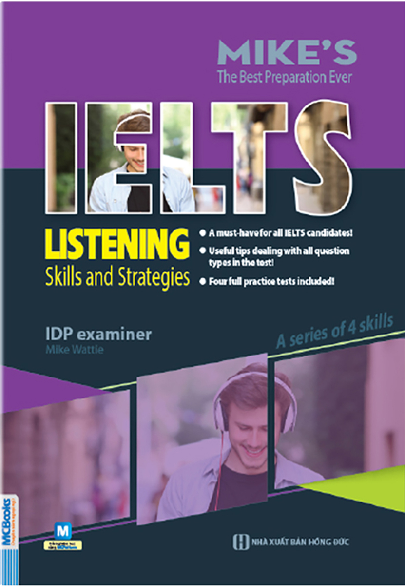 Ielts Listening - Skills And Strategies