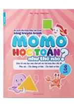 Momo Học Toán Như Thế Nào - 3 Tuổi