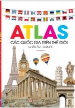 Atlas Các Quốc Gia Trên Thế Giới Châu Âu - Europe