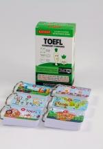 Bộ KatchUp Flashcard TOEFL A – High Quality – Trắng
