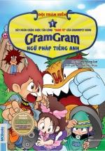 Gram Gram – Đội Thám Hiểm Ngữ Pháp Tiếng Anh (Tập 1)