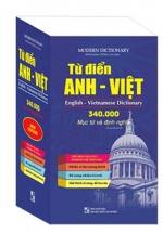 Từ Điển Anh - Việt 340.000 Mục Từ Và Định Nghĩa