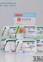 Combo Trọn Bộ KatchUp Flashcard Trung Cấp Tiếng Nhật N3 – High Quality