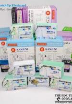Combo Trọn Bộ Flashcard KatchUp Tiếng Nhật