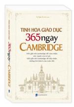 Tinh hoa giáo dục 365 ngày của Cambridge