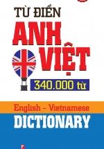 Từ Điển Anh Việt 340.000 Từ