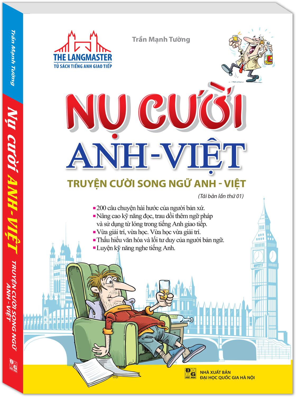 The Langmaster - Nụ Cười Anh Việt (Truyện Cười Song Ngữ Anh - Việt Tái Bản)