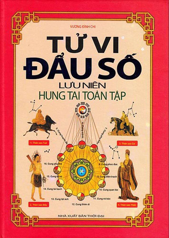 Tử Vi Đẩu Số - Lưu Niên Hung Tai Toàn Tập
