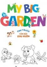 My Big Garden Con Tập Tô Cảm Xúc Khu Vườn