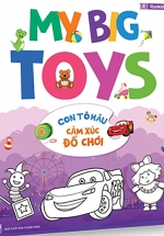 My Big Toys Con Tô Màu Xúc Đồ Chơi