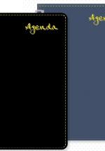 Sổ Agenda 2016 - Lò Xo - 14.5 x 20.5