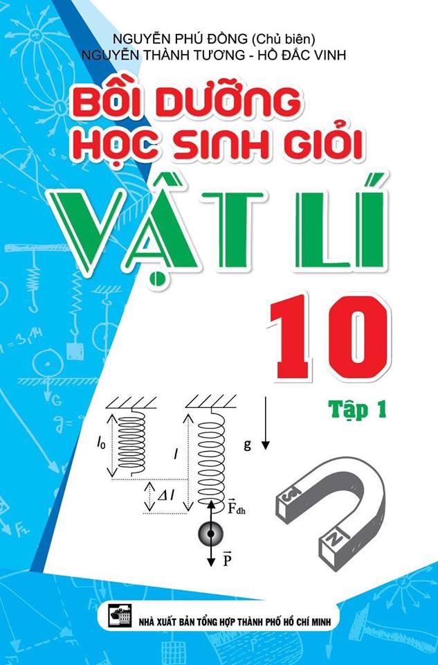 Bồi Dưỡng Học Sinh Giỏi Vật Lí 10 Tập 1