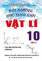Bồi Dưỡng Học Sinh Giỏi Vật Lí 10 Tập 2
