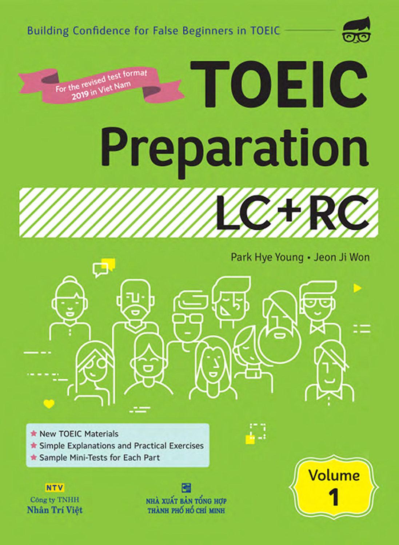 Toeic Preparation LC + RC Volume 1