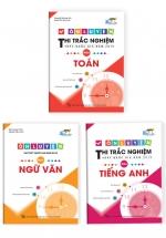 Combo Ôn Luyện Thi Trắc Nghiệm THPT Quốc Gia Năm 2019 Môn Văn -Toán - Anh