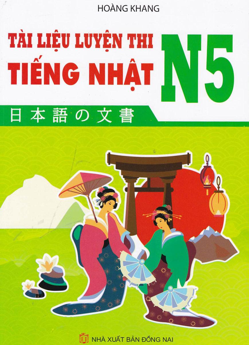 Tài Liệu Luyện Thi N5 Tiếng Nhật