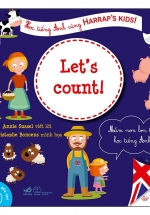 Học Tiếng Anh Cùng Harrap'S Kids: Cùng Đếm Nào (4+)
