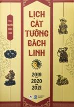 Lịch Cát Tường Bách Linh 2019 - 2020 - 2021
