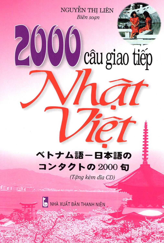 2000 Câu Giao Tiếp Nhật - Việt