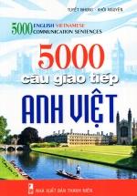 5000 Câu Giao Tiếp Anh - Việt