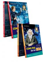 Combo Công Phá Lí Thuyết + Bài Tập Hóa Lớp 10 - 11 - 12