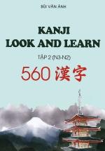 Kanji Look And Learn Tập 2 ( N3 - N2 )