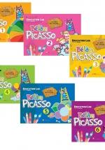 Combo Bé Làm Picasso (6 Cuốn)