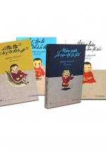 Combo Gyatso Rinpoche ( Trọn Bộ 04 Cuốn )