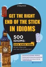 500 Idioms: Chìa Khóa Vàng Để Nói Tiếng Anh Hay Như Người Bản Ngữ