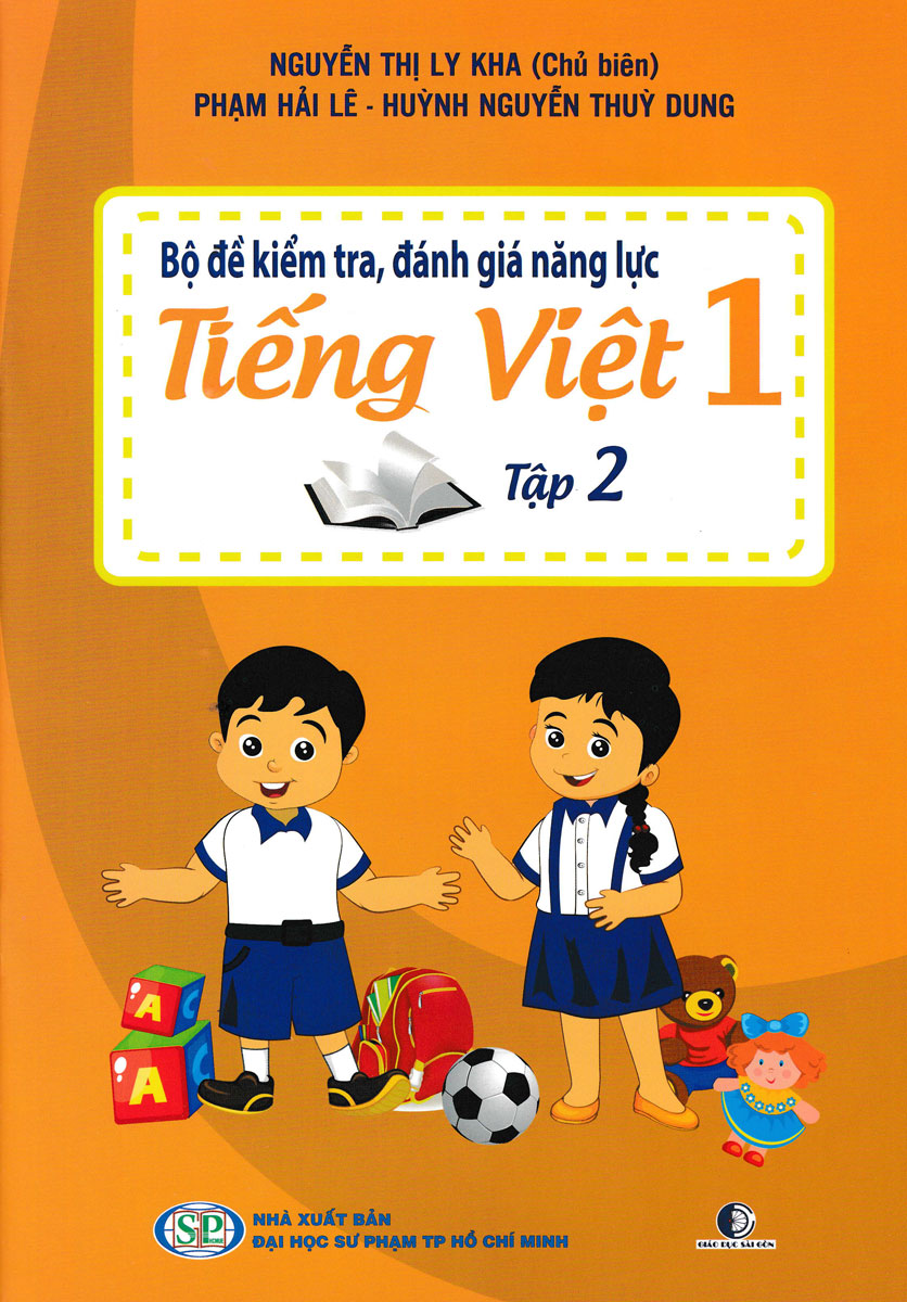 Bộ Đề Kiểm Tra, Đánh Giá Năng Lực Tiếng Việt 1 Tập 2