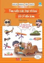 Bách Khoa Tri Thức Dành Cho Học Sinh - Tìm Hiểu Các Loại Vũ Khí Từ Cổ Đến Kim
