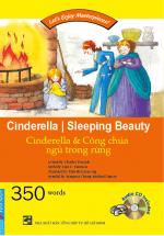 Happy Reader - Cinderella & Công Chúa Ngủ Trong Rừng (Kèm 1 CD)