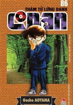Thám Tử Lừng Danh Conan - Tập 86