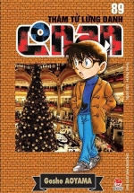 Thám Tử Lừng Danh Conan - Tập 89