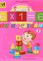 Bộ Sách Diệu Kì - Bé Học Toán 2