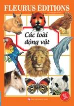 Các Loài Động Vật (Bìa Cứng)