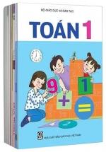 Bộ Sách Giáo Khoa Lớp 1 (Bộ 13 Cuốn Bài Học + Bài Tập)